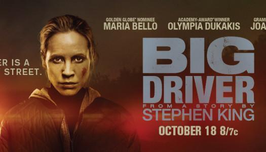 BIG DRIVER AND MAS NEGRO QUE LA NOCHE COMING 1/27