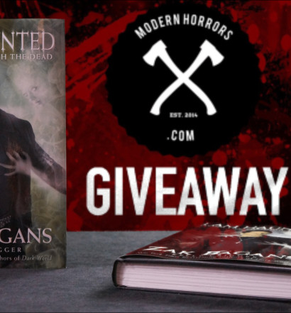Win one of two copies of Zak Bagan's new book - I Am Haunted