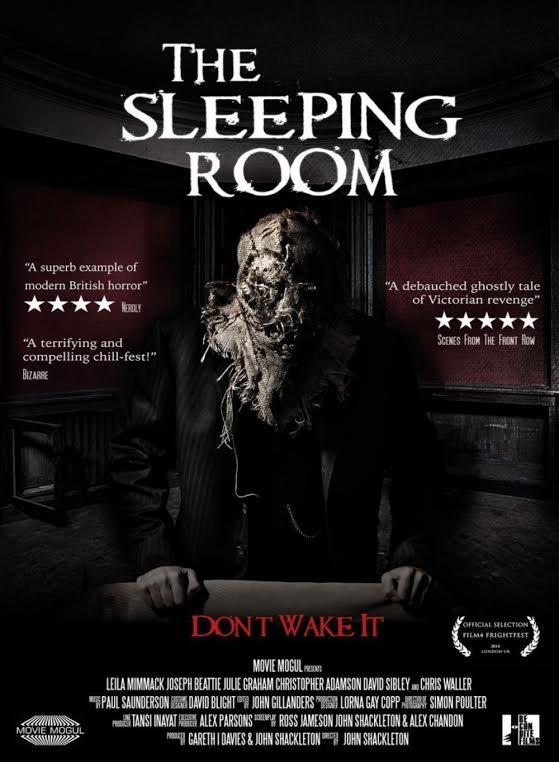 sleeping room poster