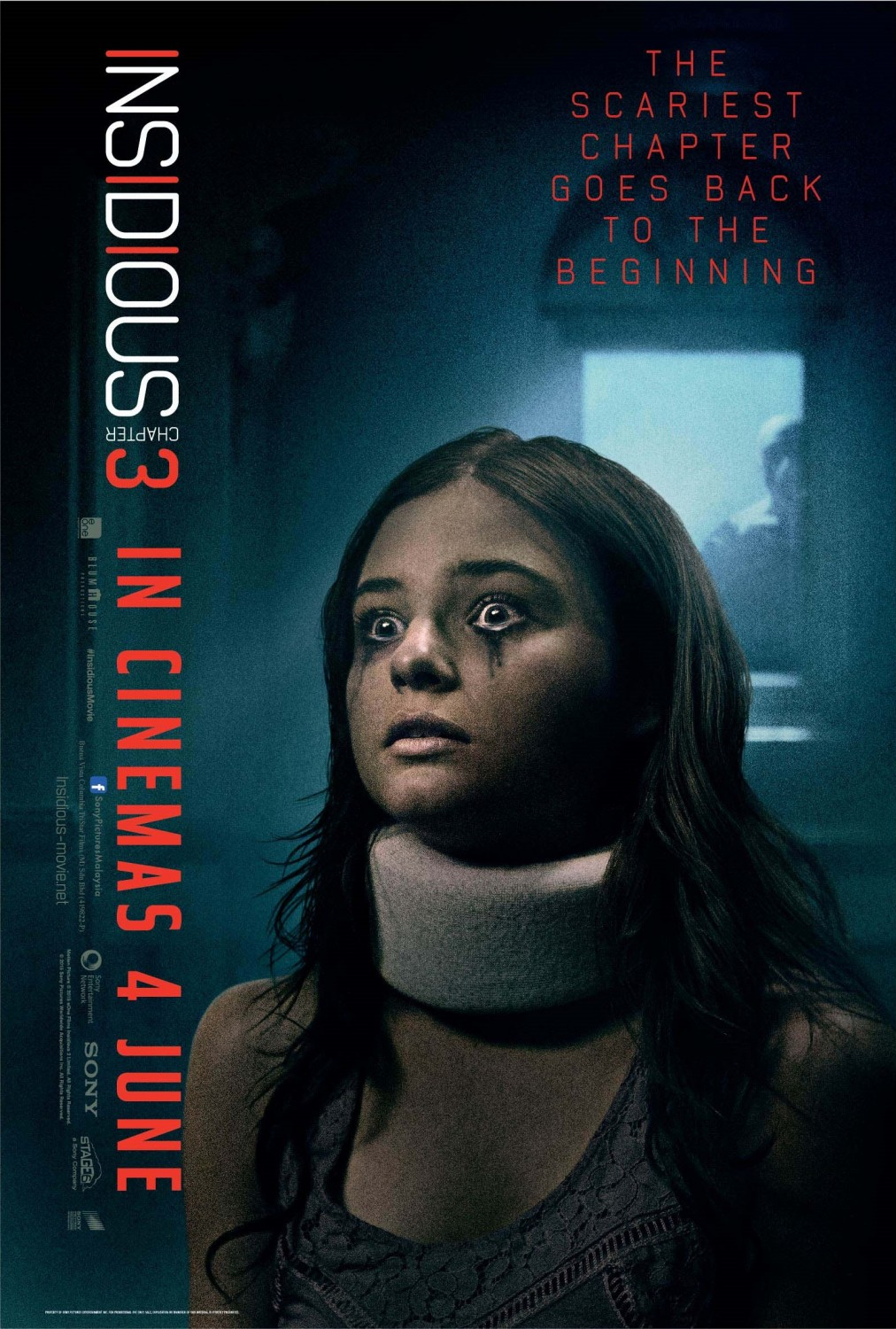 Inidious poster