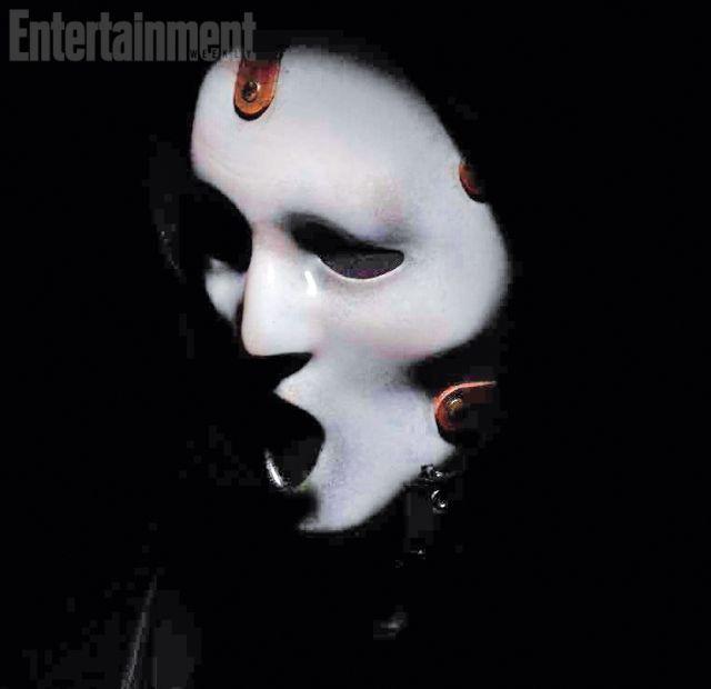 ScreamTV Mask