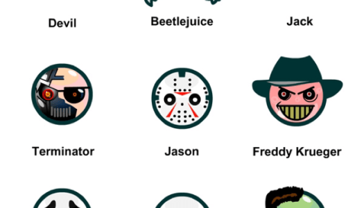 Can You Guess These Horror Movie Based Emoji's?