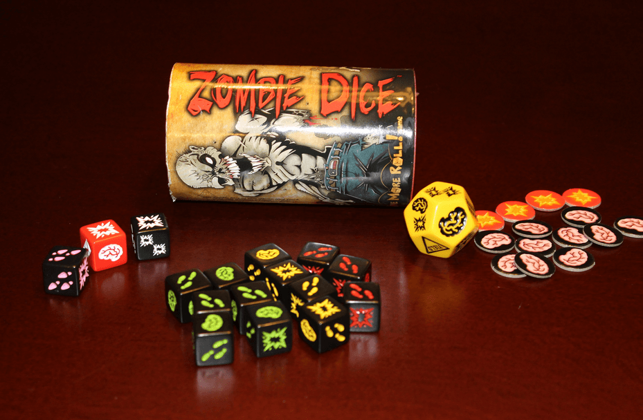 5 Horror Themed Tabletop Games