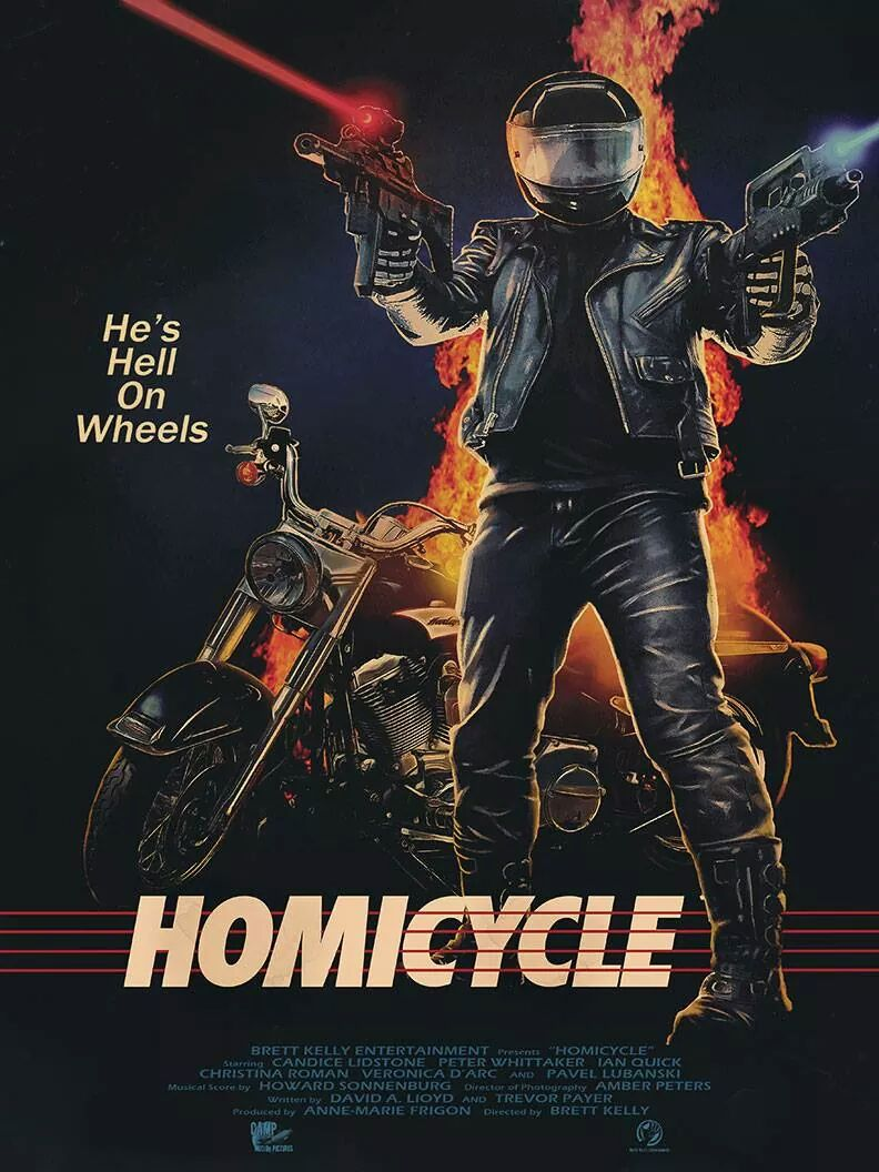 homicycle-poster
