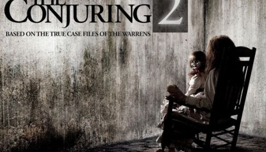 'Conjuring 2' Starts Filming!