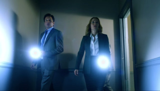 New 'The X-Files' Promo Video
