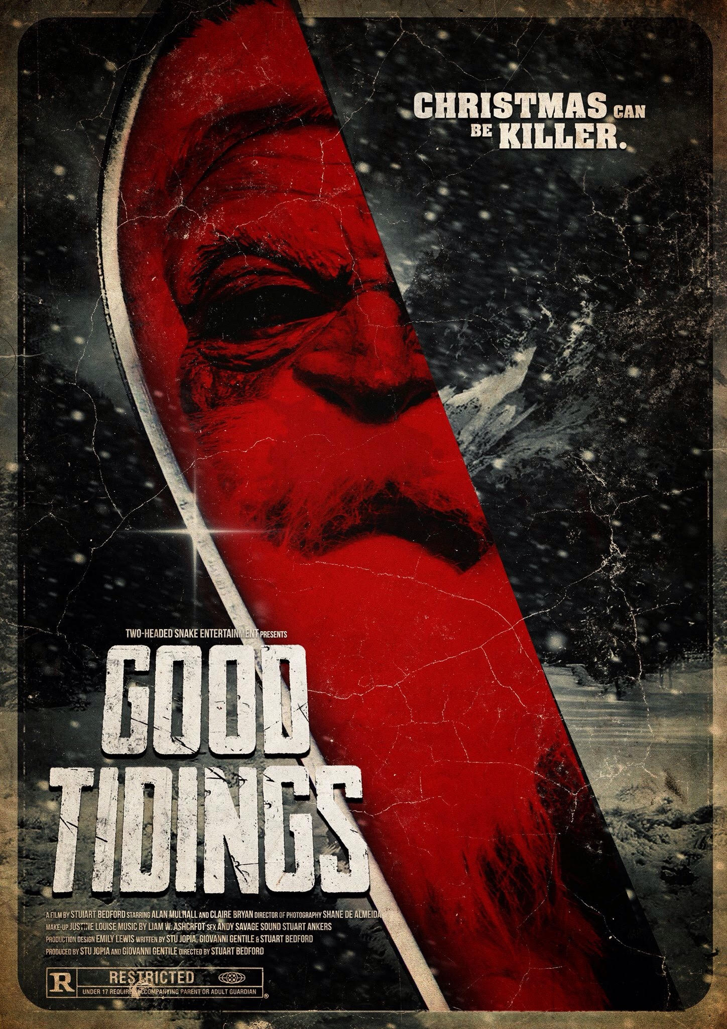 Good Tidings Poster