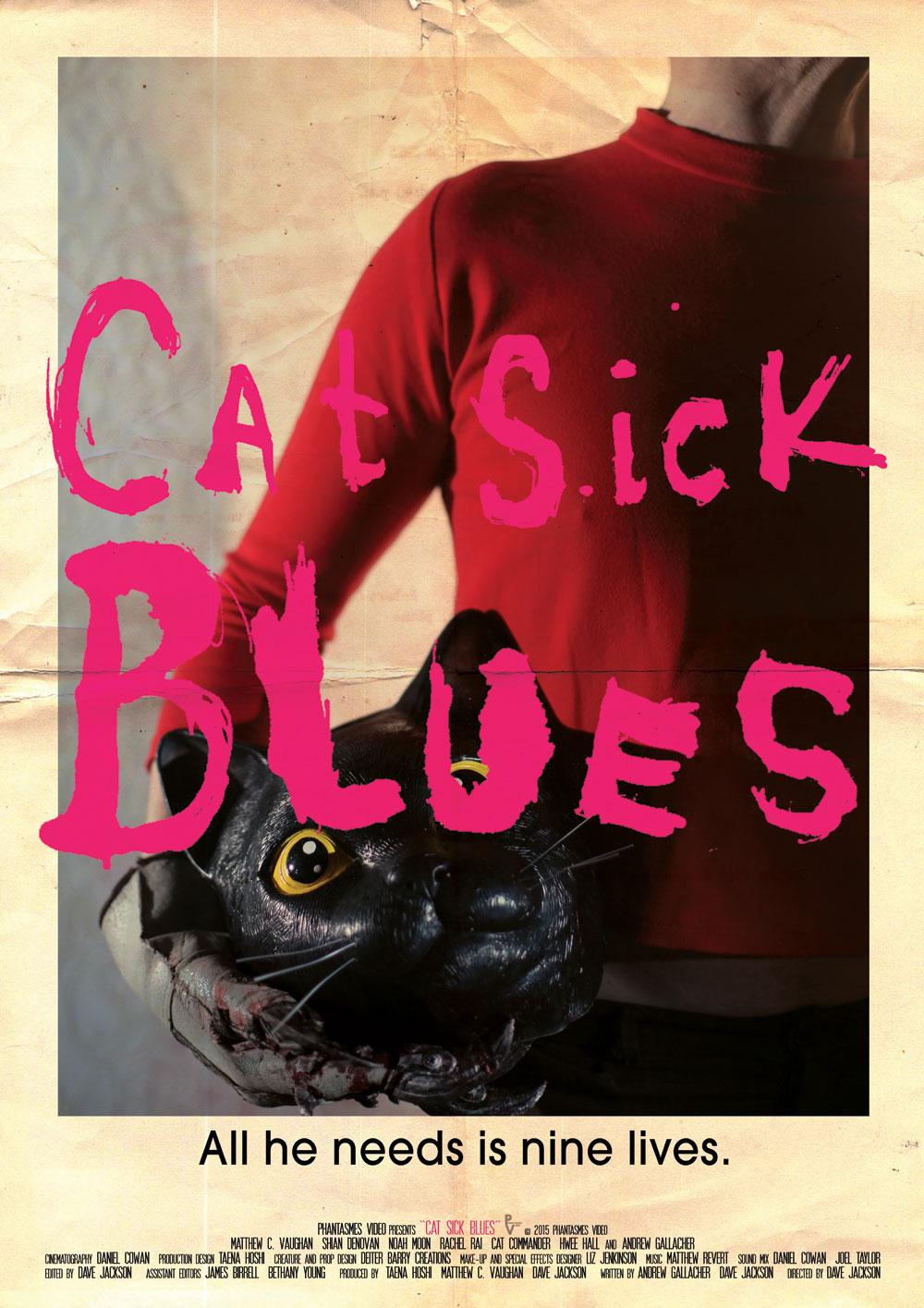 Cat-Sick-Blues-poster