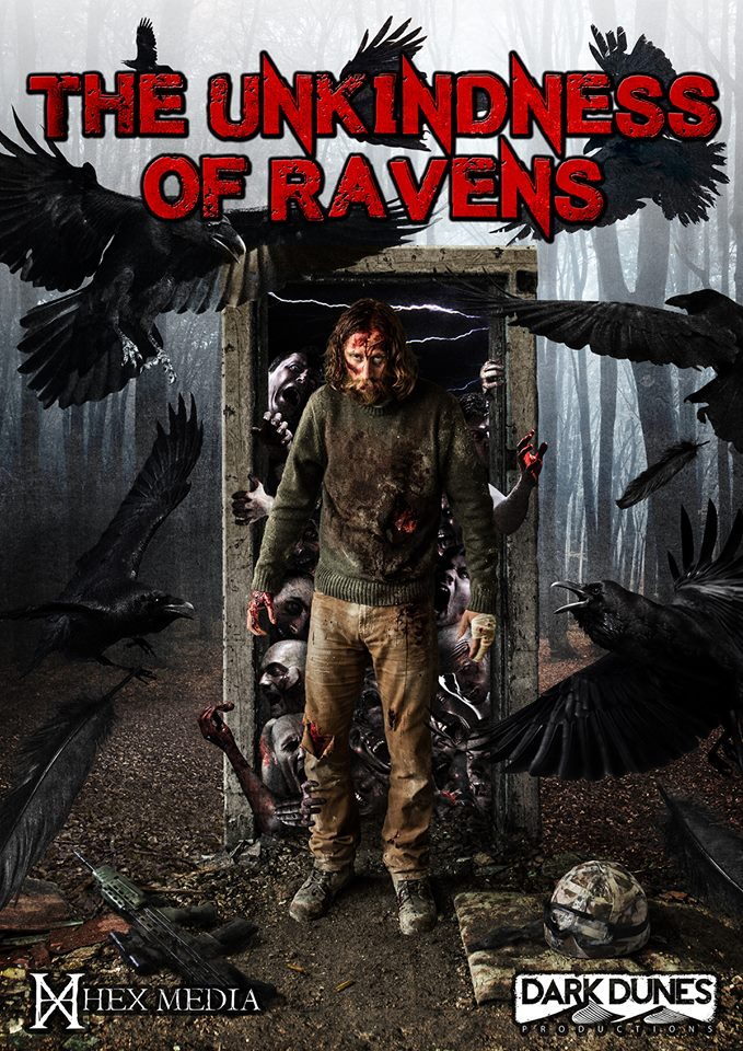 The Unkindness of Ravens Official Poster