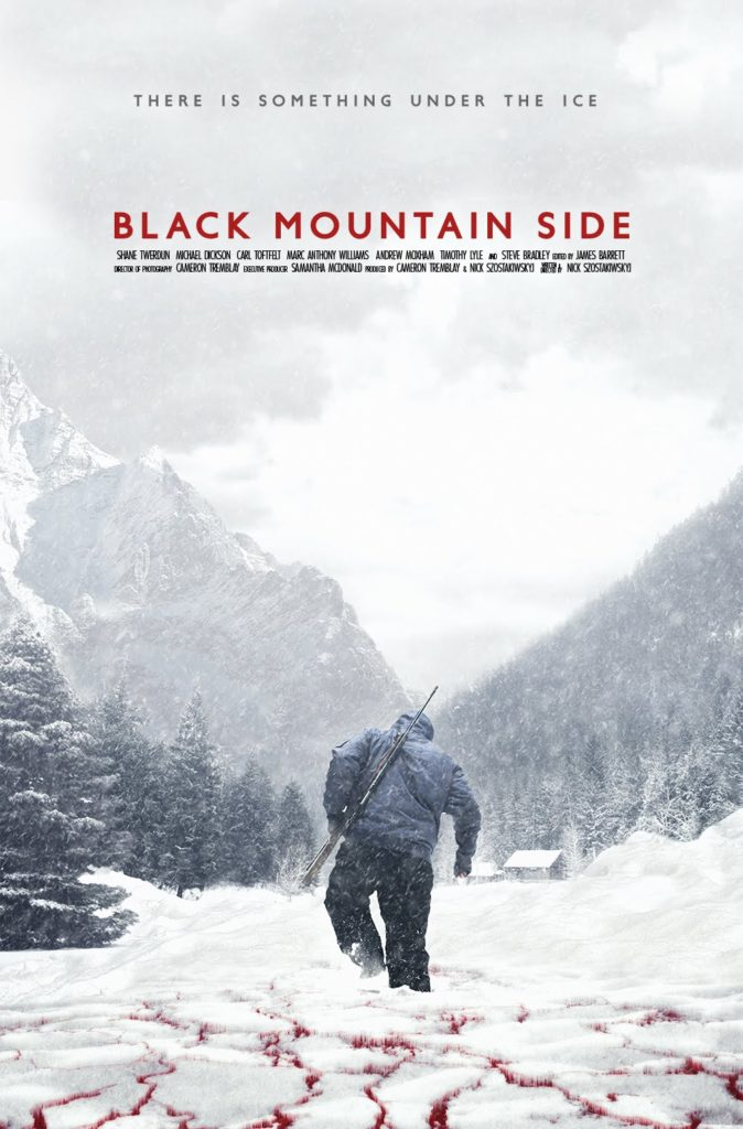 Black Side Mountain Poster