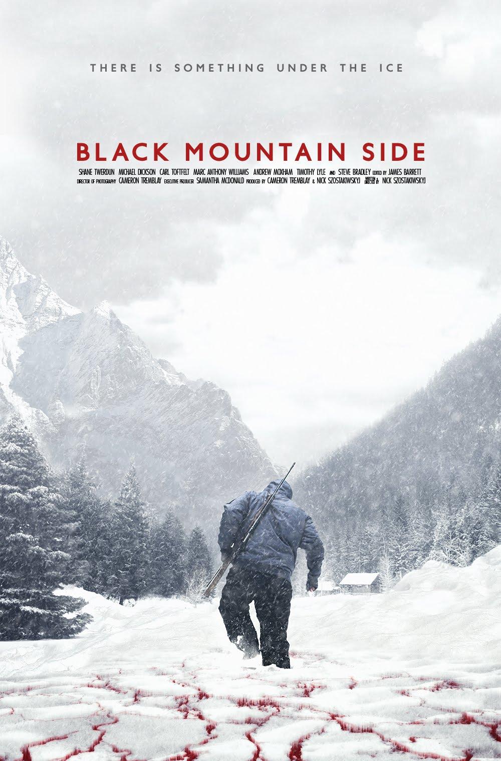 Black Side Mountain Poster