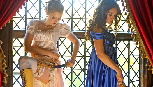 New 'Pride and Prejudice and Zombies' Trailer Cuts to the Bone
