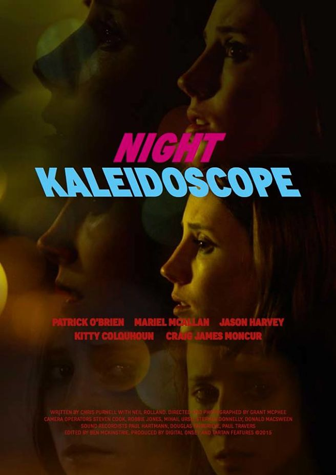 night kaleidoscope poster