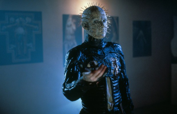 Doug Bradley as Pinhead.
