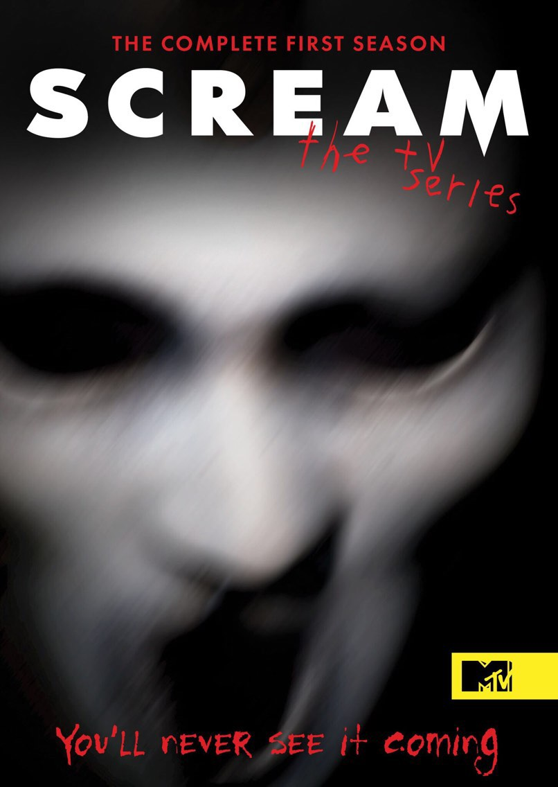 Scream TV Cover