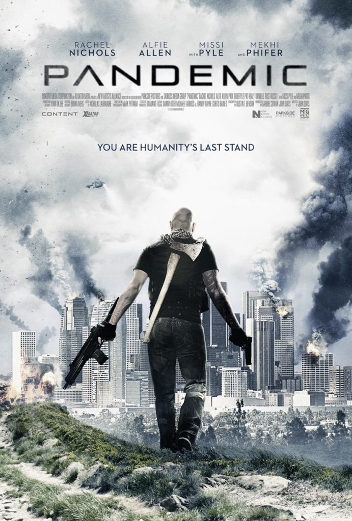 Pandemic Movie Poster