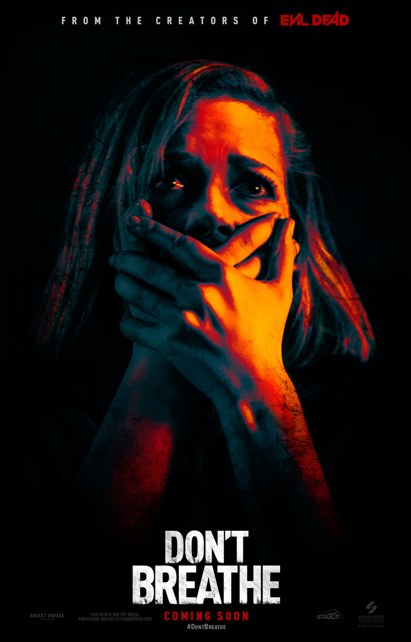 Don't Breathe One Sheet