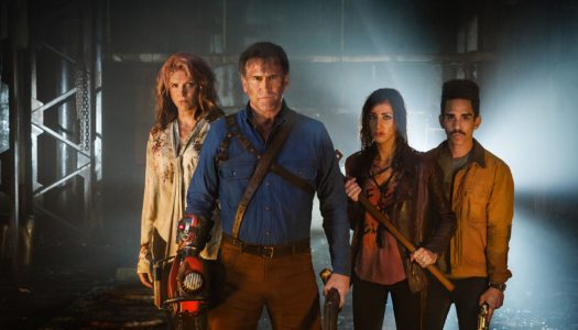 'Ash vs Evil Dead' Gets Renewed For Season 3