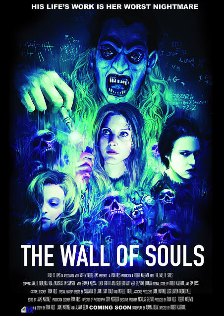 Wall of Souls Poster