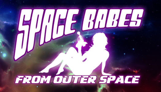 Plank Face Team Announces 'Space Babes from Outer Space'