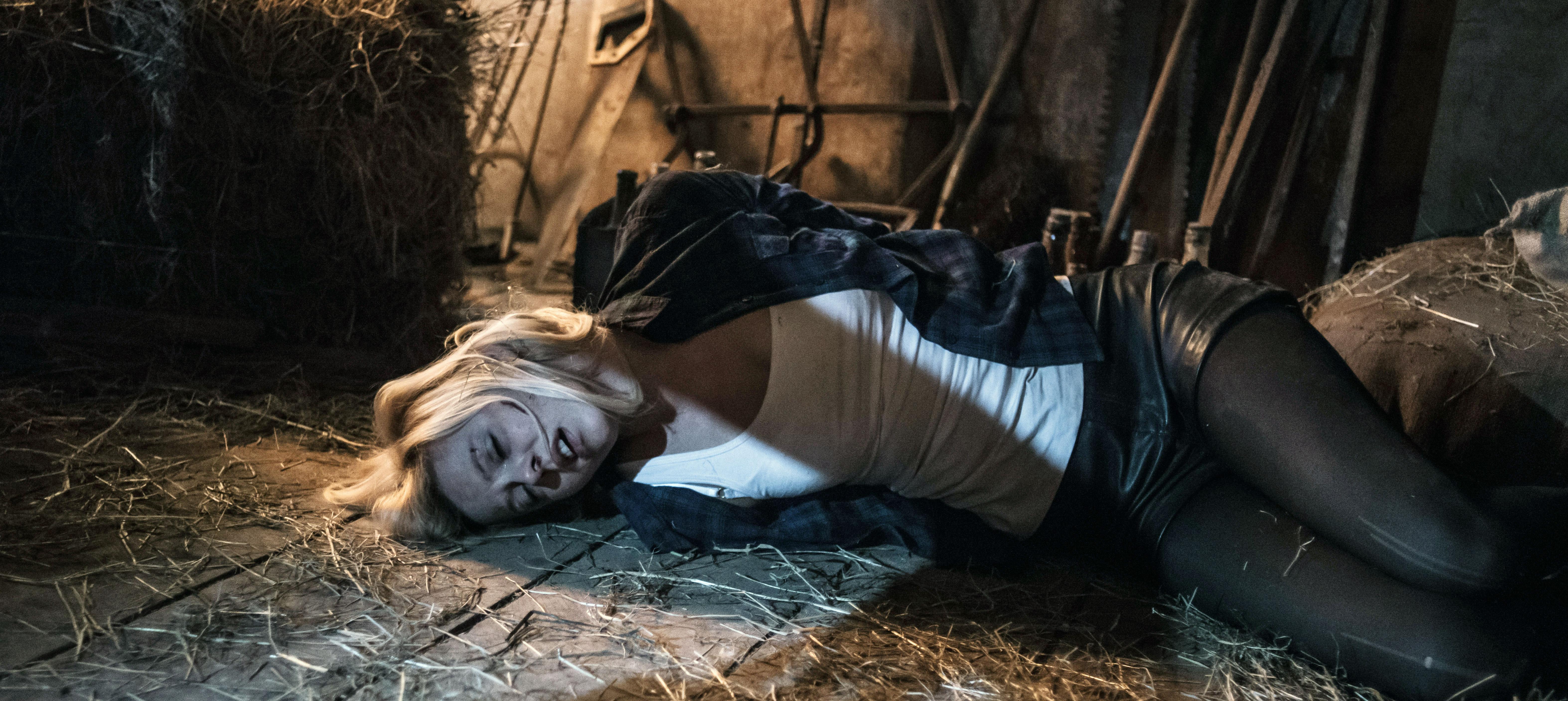 Movie girl murdered cornfield ghost — photo 4