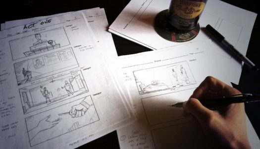 The Insider: Neil D'Monte On the Art of the Storyboard