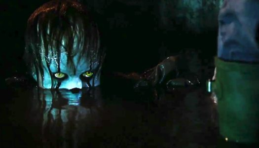 New Terrifying 'IT' Trailer Shows More Pennywise