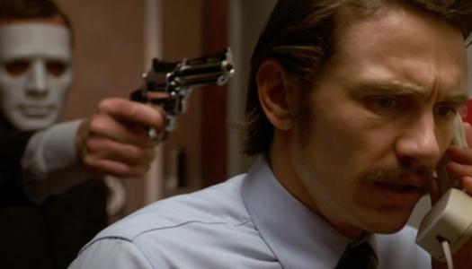 James Franco opens the door to Horror in 'The Vault'
