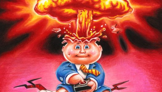 30 Years of Garbage Pail Kids: The Garbage Pail Kids Story [Review]