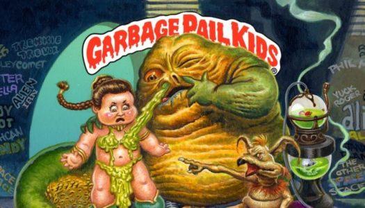 Step into the Stink with new 'Garbage Pail Kids' documentary