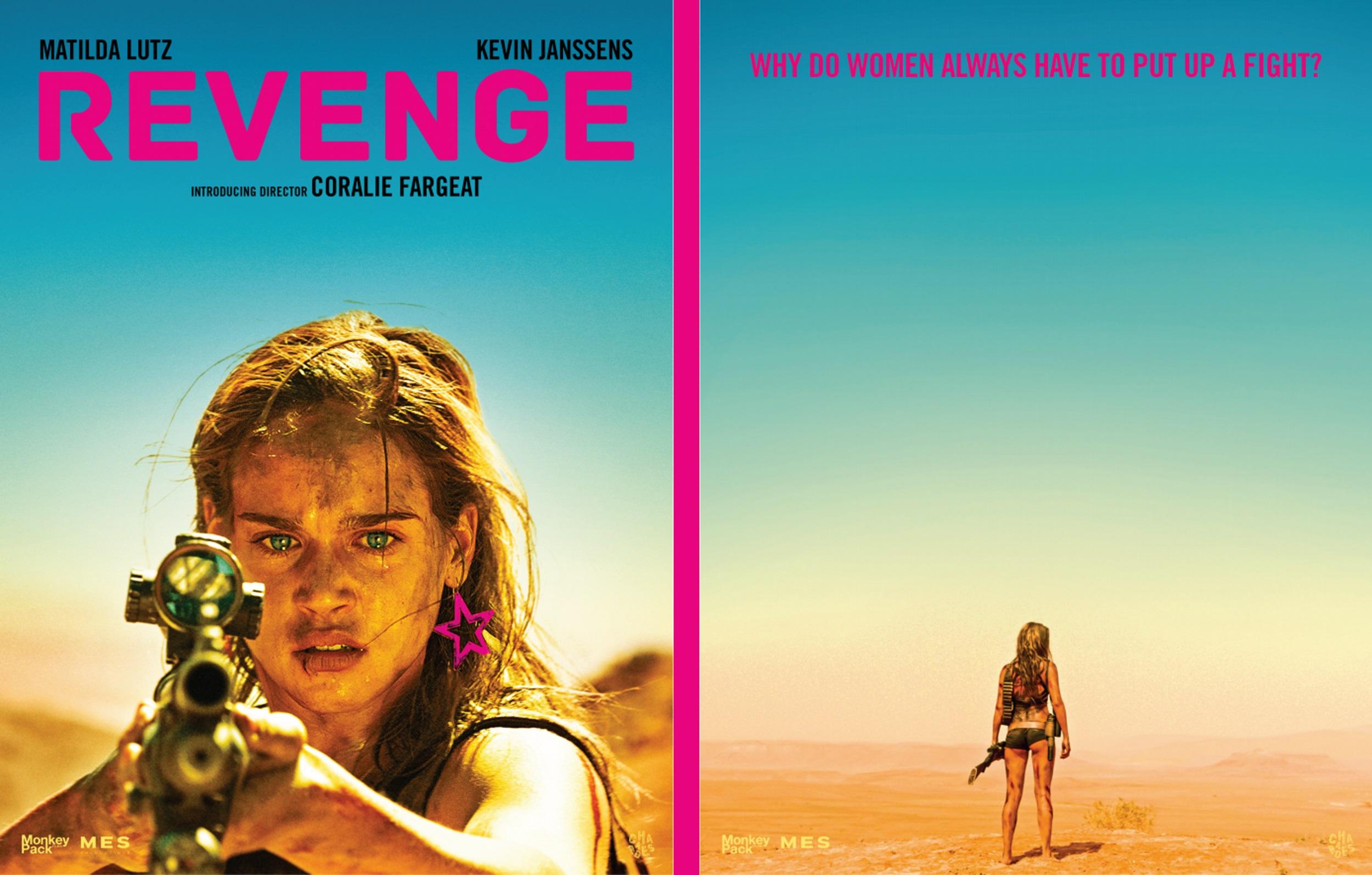 Q&A: Writer/Director Coralie Fargeat Talks 'Revenge' - Modern Horrors