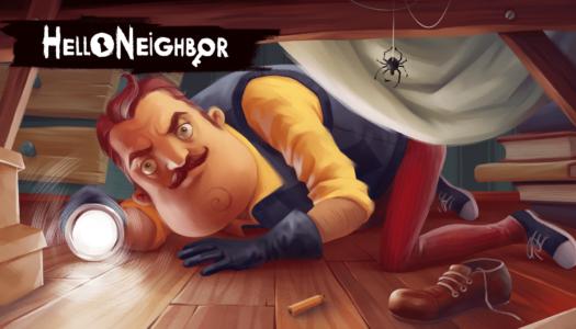 Modern Horrors Plays:Hello Neighbor