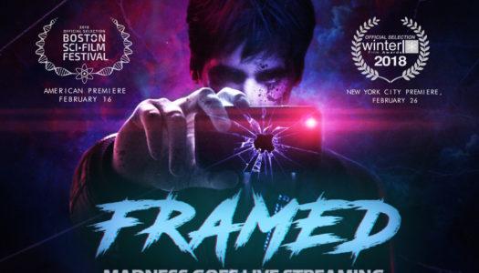 'Framed' Getting Two U.S. Screenings in February