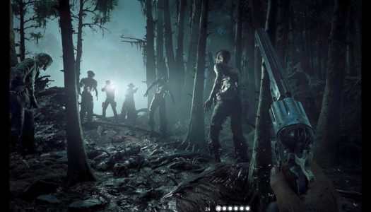 YOU can Alpha Test new Horror in 'HUNT: SHOWDOWN'