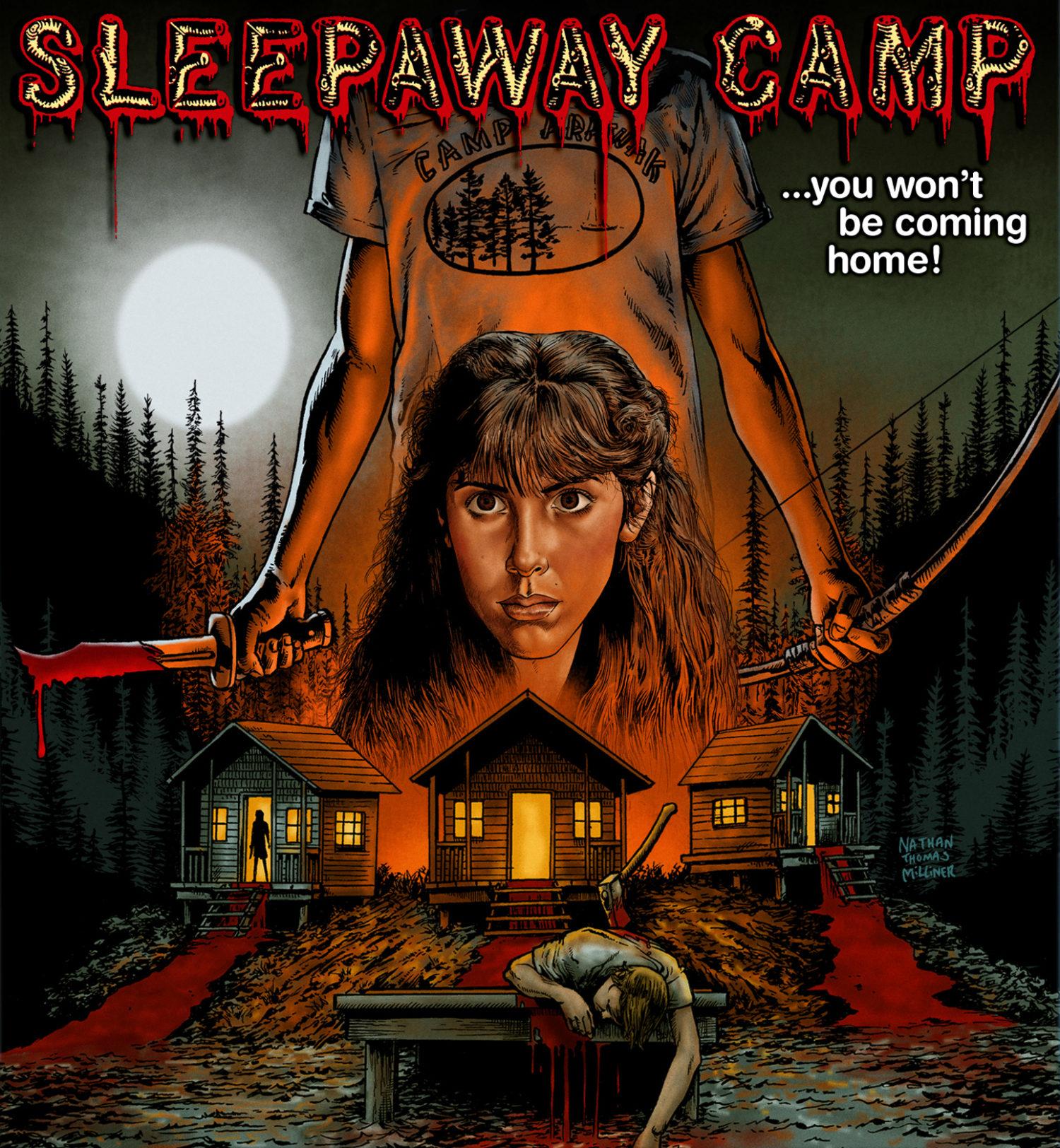 Teen sleepaway camp advisors