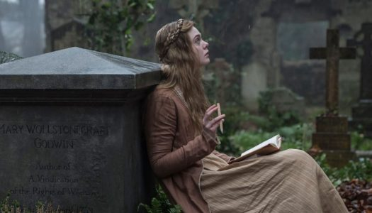 A Girl and an Idea Make Horror History in 'Mary Shelley' Trailer