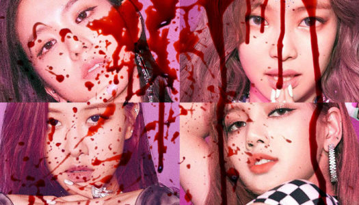 BLACKPINK and White: The Horror of K-Pop