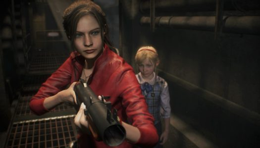 Claire Packs Heat in New 'Resident Evil 2' Footage