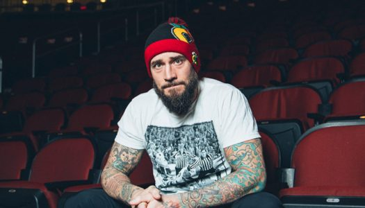 CM Punk Sets Sights on the 'Girl on the Third Floor'