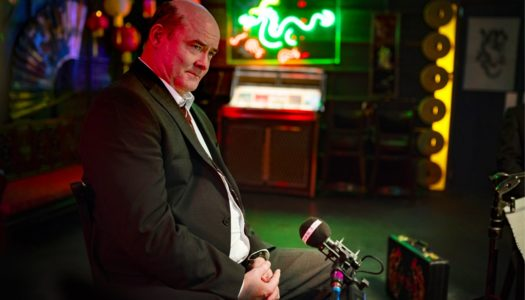 First look at David Koechner in 'Vicious Fun' from Black Fawn Films