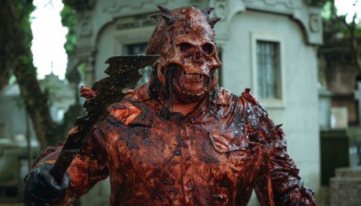 [CFF 2020] 'Skull: The Mask' is a Brazilian Slasher with Buckets of Gore