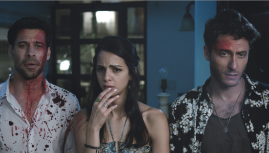 'Happy Times' turns a nice family dinner into blood-soaked mayhem