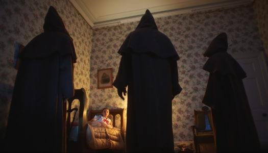New trailer for 'The Banishing' gives us a peek at the most haunted house in England
