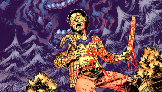 Killer 'GRIM REEFER' Kickstarter launches for weed-infused horror/comedy comic